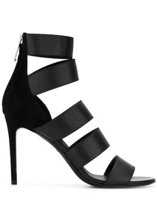 Balmain strappy high sandals