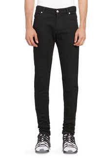 Balmain Tapered Denim Jeans