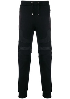 Balmain tapered track pants