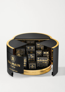 Balmain The City Of Lights Gift Calendar