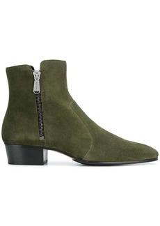 Balmain Western ankle boots