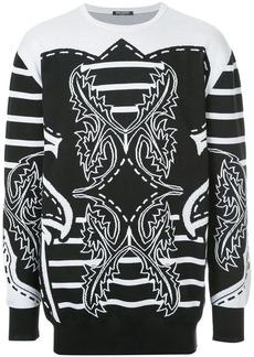 Balmain Western design jumper
