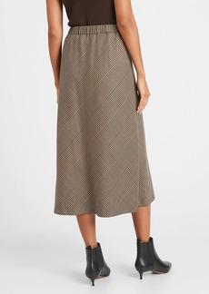 Banana Republic A-Line Midi Skirt
