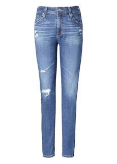 Banana Republic AG Jeans &#124 Farrah Mid-Rise Skinny Ankle Jean