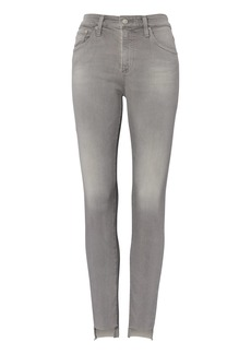 AG Jeans &#124 Farrah Skinny Ankle Jean with Step-Hem