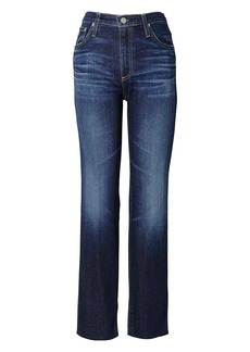 AG Jeans | Isabelle Straight Crop Jean