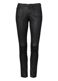 AG Jeans &#124 Leatherette Legging Ankle Jean