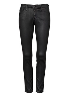 AG Jeans | Leatherette Legging Ankle Jean