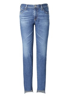 Banana Republic AG Jeans &#124 Legging Ankle Jean with Step-Hem