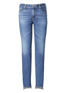 Banana Republic AG Jeans &#124 Legging Ankle Jean with Step-Hem