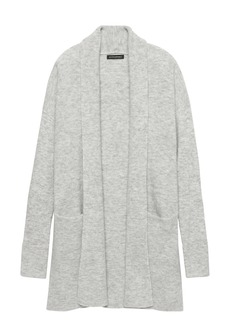 Banana Republic Aire Ribbed Long Cardigan Sweater