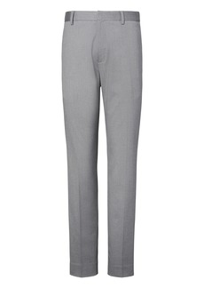 Banana Republic Athletic Tapered Non-Iron Stretch-Cotton Pant