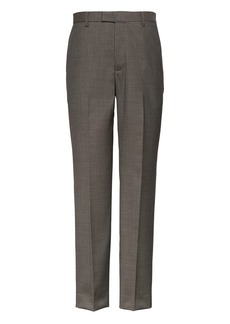Banana Republic Athletic Tapered Performance Wool Pant