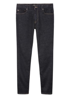 Banana Republic Athletic Tapered Rapid Movement Denim Dark Wash Jean