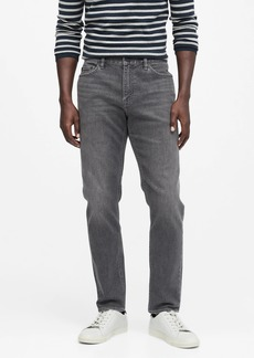 Banana Republic Athletic Tapered Rapid Movement Denim Jean with COOLMAX® Technology