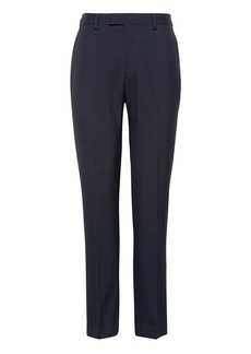 Banana Republic Athletic Tapered Smart-Weight Performance Suit Pant