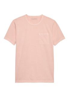 Banana Republic Authentic SUPIMA® Cotton Garment Dyed T-Shirt