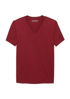 Banana Republic Authentic SUPIMA® Cotton V-Neck T-Shirt