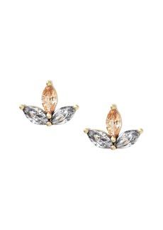 Banana Republic Autumn Wheat Stud Earring
