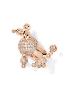 Banana Republic Balloon Poodle Brooch Pin