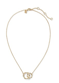 Banana Republic Bamboo Pendant Necklace