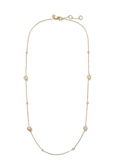 Banana Republic Bare Sunflower Layer Necklace