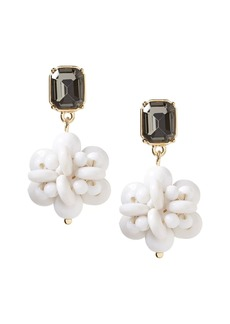 Banana Republic Bead Cluster Drop Earring