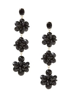 Banana Republic Bead Cluster Statement Earring