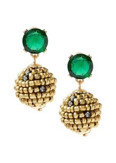 Banana Republic Beaded Drop Earring