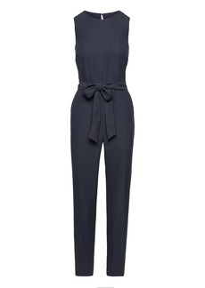 Banana Republic Belted Jumpsuit