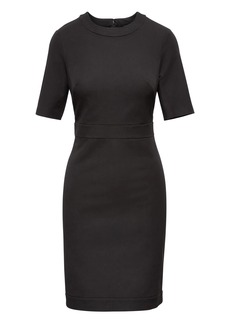 Banana Republic Bi-Stretch Sheath Dress