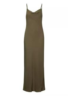 Banana Republic Bias-Cut Maxi Slip Dress