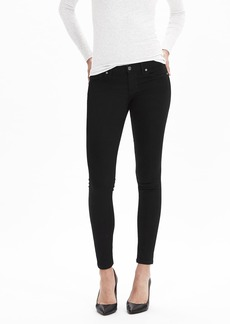 Banana Republic Black Skinny Ankle Jean