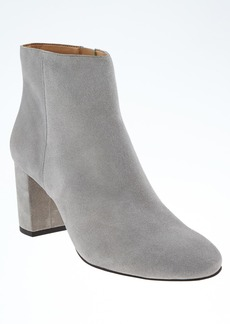 Banana Republic Block Heel Bootie