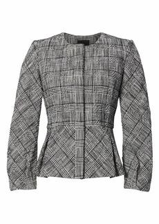 Blouson-Sleeve Jacket