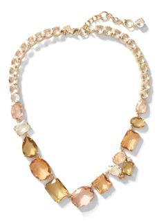 Banana Republic Blush Gemstone Necklace