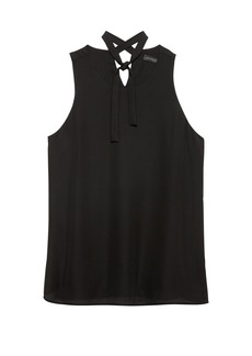 Banana Republic Bow-Back Tank