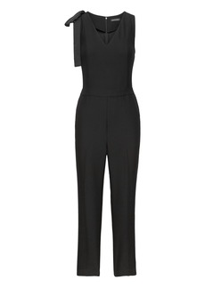 Banana Republic Bow-Shoulder Jumpsuit