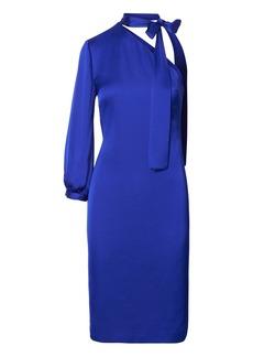 Banana Republic Bow-Shoulder Midi Dress