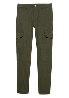 Banana Republic BR x Kevin Love &#124 Athletic Tapered Brushed Twill Cargo Pant