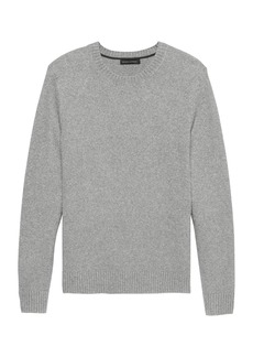 Banana Republic BR x Kevin Love &#124 Cotton-Wool Blend Texture Sweater