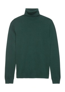 Banana Republic BR x Kevin Love &#124 Italian Merino Turtleneck Sweater