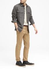 Banana Republic BR x Kevin Love &#124 Japanese Cotton Blend Shirt Jacket