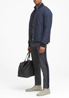 Banana Republic BR x Kevin Love &#124 Performance Stretch Wool Track Pant