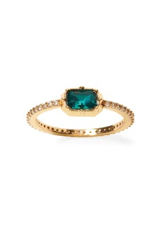Banana Republic Brilliant Gemstone Ring