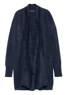 Banana Republic Brushed Cashmere Long Cardigan Sweater