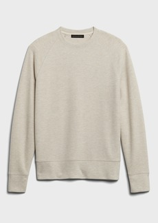 Banana Republic Brushed Waffle-Knit T-Shirt