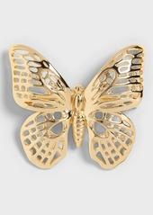 Banana Republic Butterfly Brooch