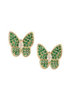 Banana Republic Butterfly Earrings