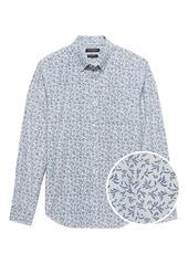 Banana Republic Standard-Fit Cotton Oxford Shirt